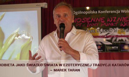 Kobieta jako światło świata w ezoterycznej tradycji   Katarów – Marek Taran