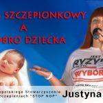 Biznes szczepionkowy a dobro dziecka – Justyna Socha