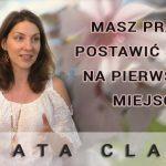 Masz prawo postawić siebie na pierwszym miejscu – Agata Clair