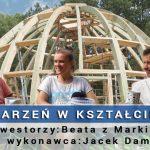 Dom marzeń w kształcie jaja – Beata i Marek oraz Jacek Damaziak