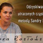 Odzyskiwanie   utraconych cząstek duszy  metodą  Sandry  Ingerman – Dora Rosłońska