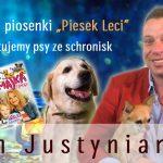 """Premiera piosenki """"Piesek Leci"""" – adoptujemy psy ze schronisk – Tom Justyniarski"""