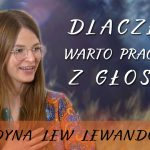 Dlaczego warto pracować z głosem – Klaudyna Lew Lewandowska