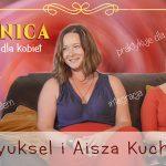 Ładunica – gimnastyka dla kobiet – Eva Byuksel i Aisza Kucharska